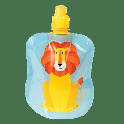 RL Folding Water Bottle Charlie the Lion