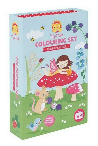 Joytoy Coloring Sets Forest Fairies