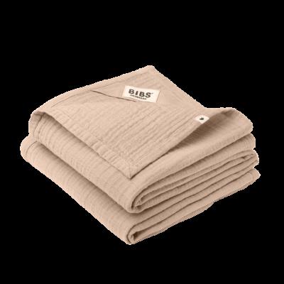 Bibs Cuddle Cloth Blush