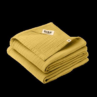 Bibs Cuddle Cloth Mustard
