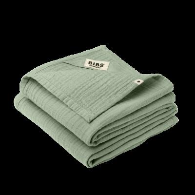 Bibs Cuddle Cloth Sage