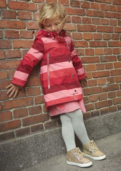 Emilia Midseason Jacket Sunburn
