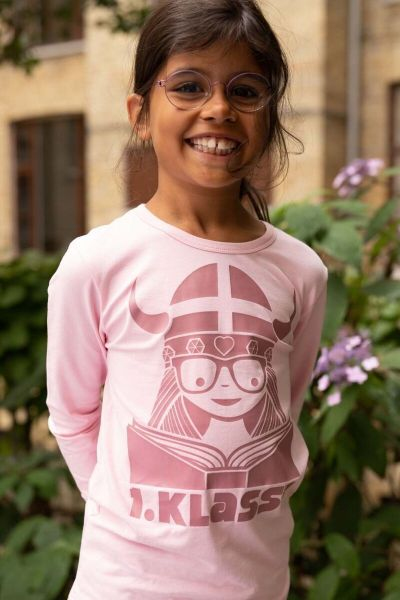 Northpole Tee Baby pink 1.KL