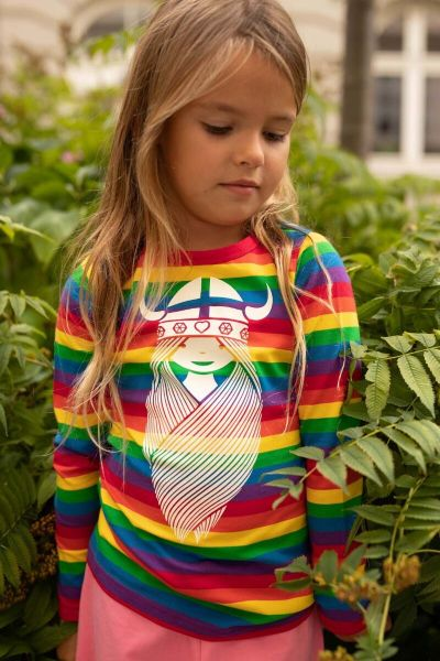Northpole Tee X Rainbow FREJA