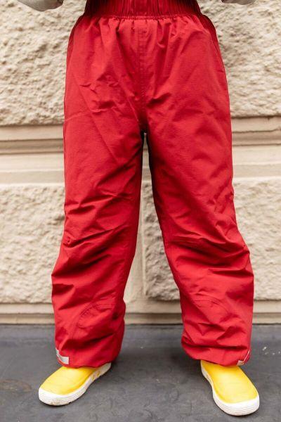 Winter pants Dark Red
