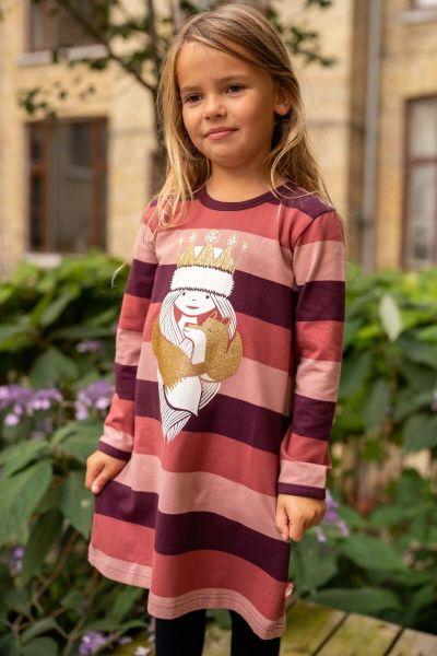 ORGANIC - Nanna Dress Groovy SNEPRINSESSE