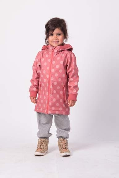 Olivia Softshell Dk blush/ blush