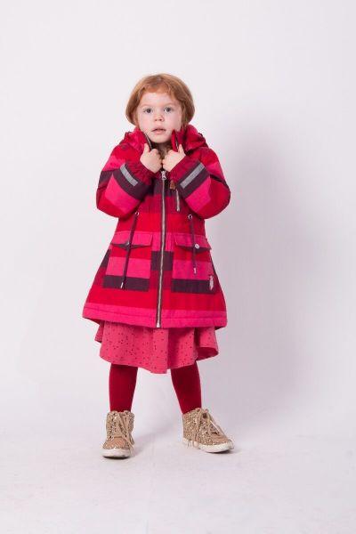 Rose Winter Jacket Seared