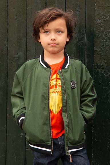Mads Jacket Khaki
