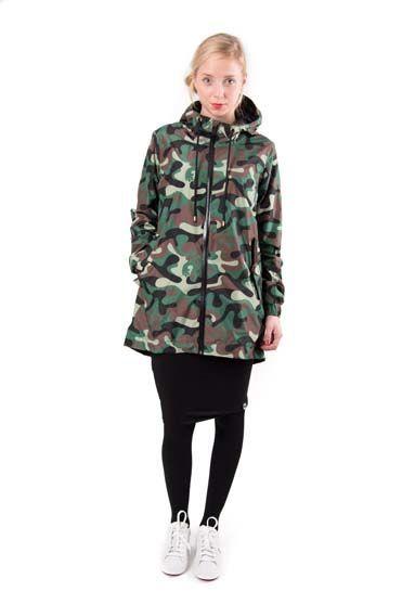 Tina jacket Camouflage