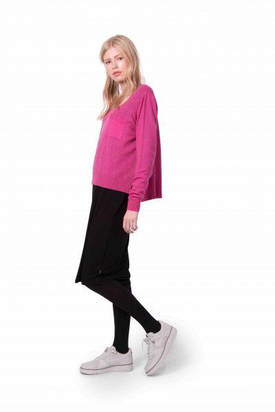 Berta Sweater Hot Pink