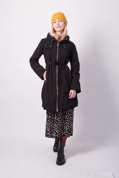 Tyttebaer Winter Str Jacket Black