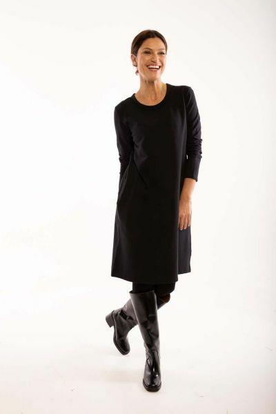 ORGANIC - Vibeke Dress Black