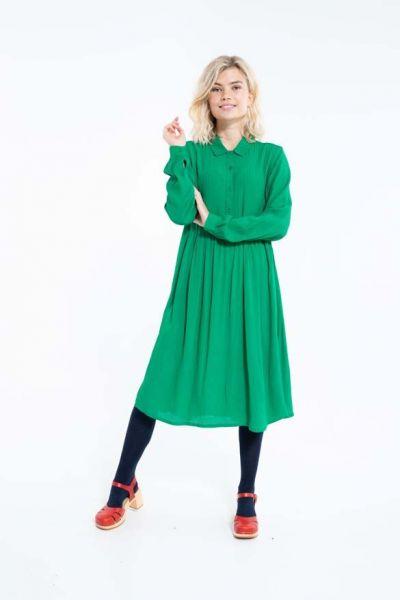 Josefine Dress Green