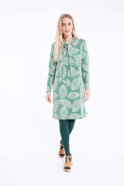 ORGANIC - Tilda Dress Lt Army PALMA