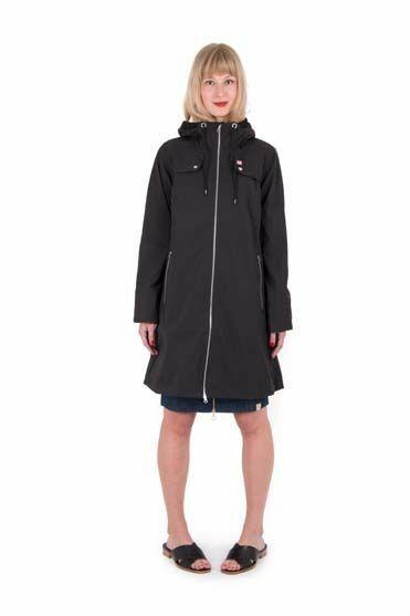 Blaabaer Stretch Jacket Black (STRETCH)