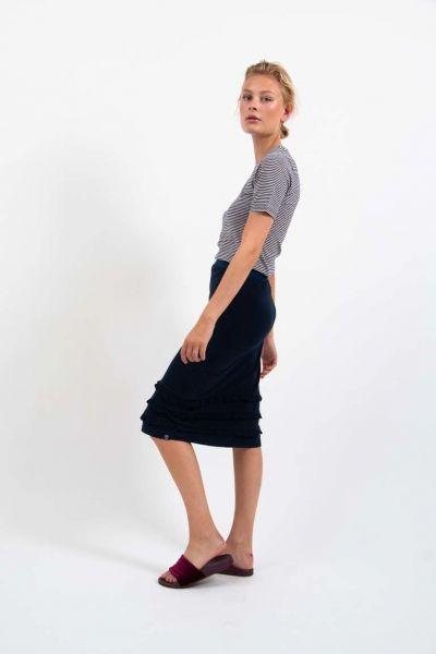 ORGANIC - Flirt Skirt Navy