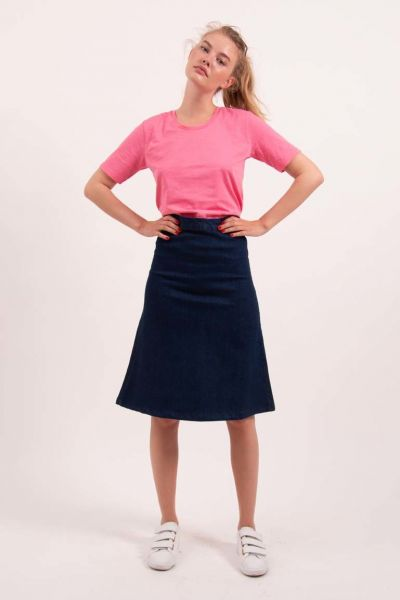 Wales Skirt Denim