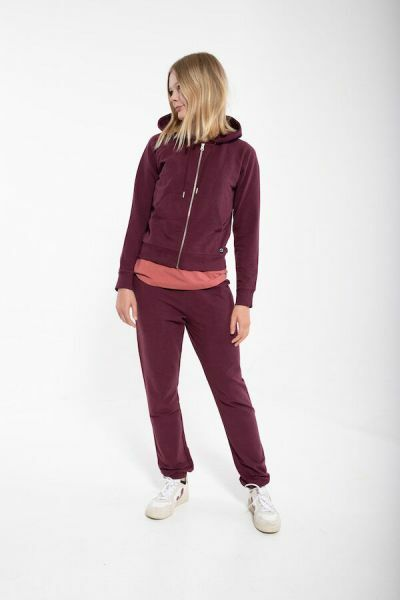 ORGANIC - Kondi Sweatpants Dark Bdx