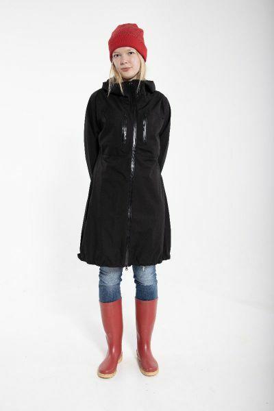 Blokhus raincoat Black