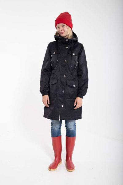 Hubertus Mids jacket Black