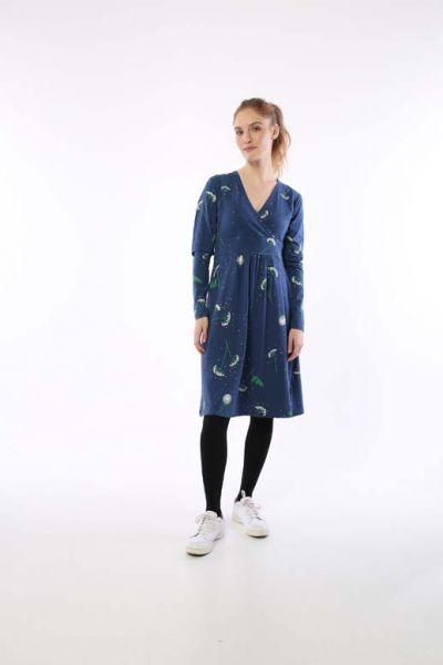 ORGANIC - Beth Dress Cold Slate MEADOW