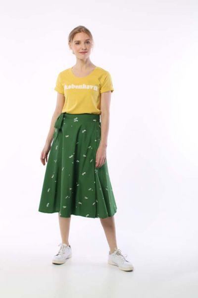 Mikkelsen Skirt Cactus MARKBLOMST