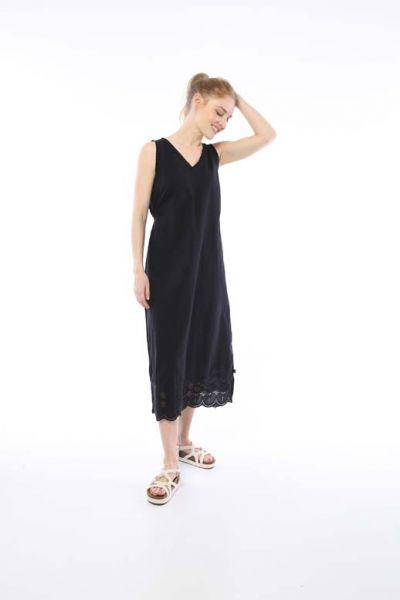 Poulsen Dress Black