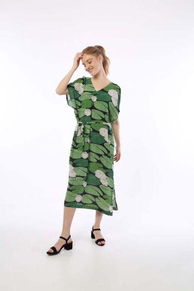 Kvist Dress Green AAKANDER