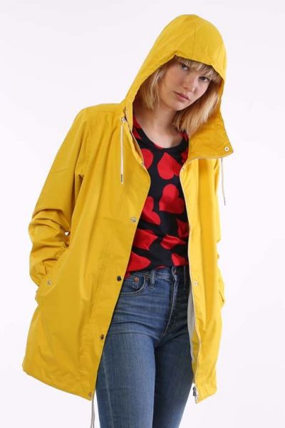 Esther Jacket Dark Yellow