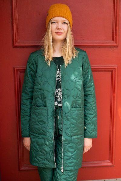 ESS - Als Midlayer Thermo Jacket Dark Khaki