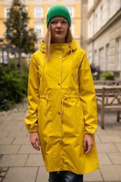 Aalborg raincoat Dk Yellow