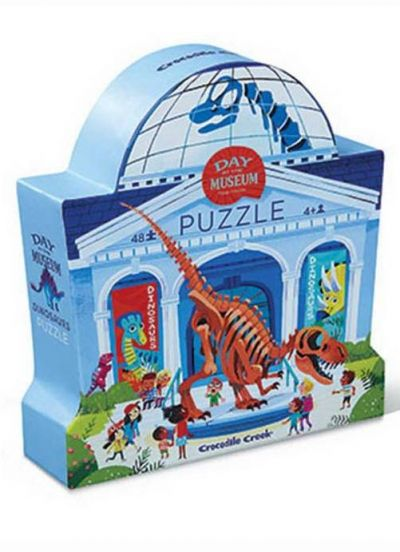 Joytoy Puzzle 48 Brk Day at the museum/Dinosaur