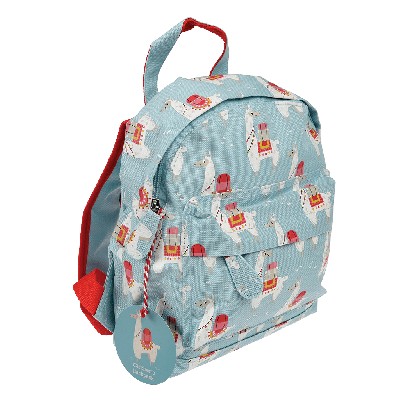 RL Mini Backpack Dolly Llama