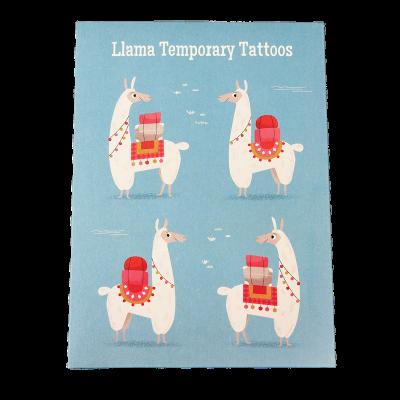 RL Temporary Tattoos Dolly Llama