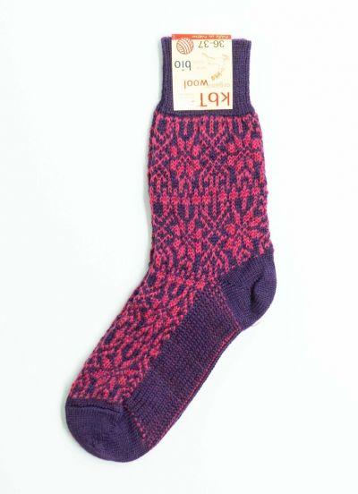 Nuno Socks Lila/Pink