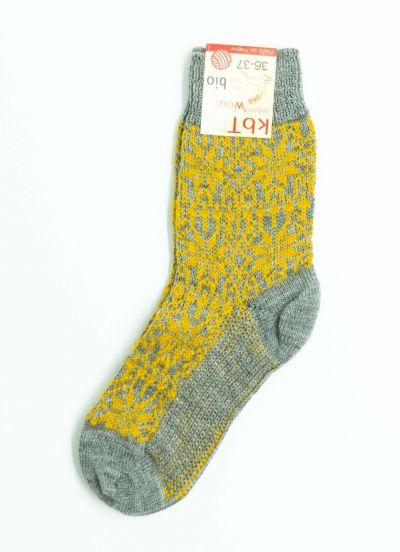 Nuno Socks Gold/Nugget