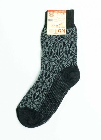 Nuno Socks Black/Anthracite