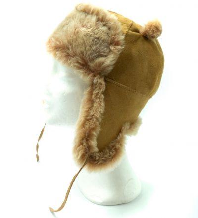 Uld Hat  Caramel