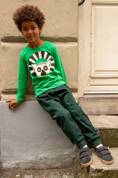 Hiss Jog Black Green