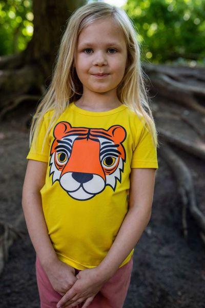 Growl T  Yellow TIGER