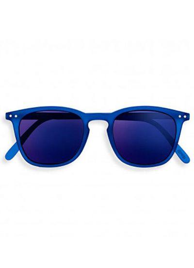 IZIPIZI Solbriller +0 #E King Blue Mirror