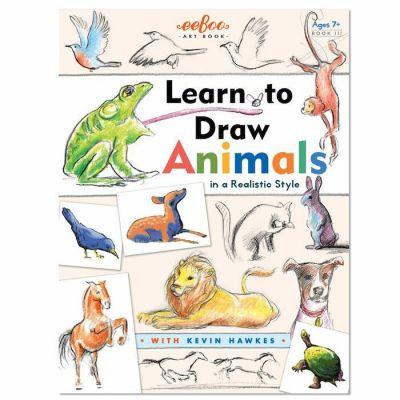Room2play Lær at tegne Dyr