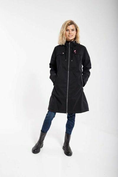 Blaabaer Stretch Jacket Black