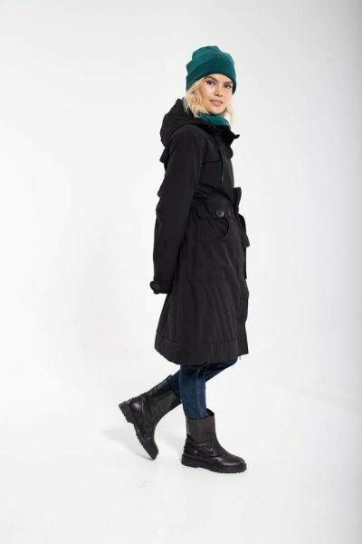 Else Stretch Winter Jacket Black