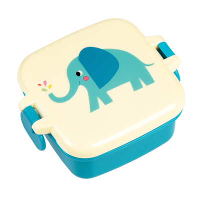 RL Mini Snack Pot Elvis the Elephant