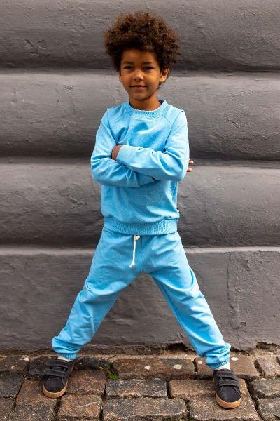 ESS - ORGANIC Vitamin Jogging Baby blue