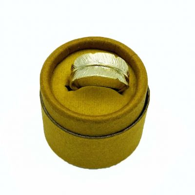 FRIIHOFSIIG Ring Fjer Guld
