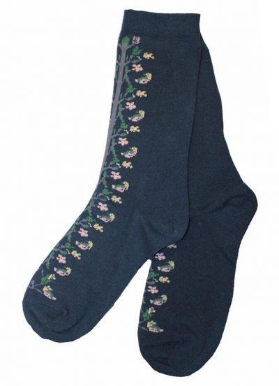 Pico CPH Flower Sock Blue
