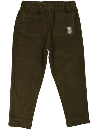 Frede Cord Pants Olive